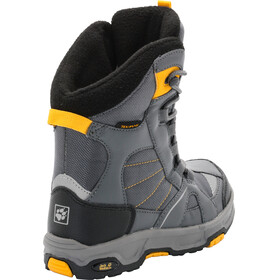 Jack Wolfskin Snow Ride Texapore Boots Children grey